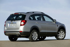 Chevrolet Captiva - 2.4 2WD Limited Edition (2006)