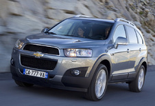 Chevrolet Captiva - 2.2D MT6 2x4 S&S LT (2014)