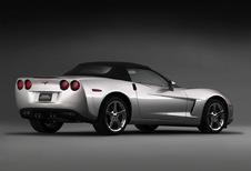 Chevrolet Corvette C6 Cabrio - C6 (2005)