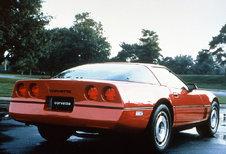 Chevrolet Corvette - Coupé (1985)