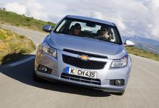 Chevrolet Cruze 4p - 2.0 TCDi 163 LTZ (2009)