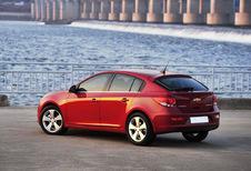 Chevrolet Cruze 5p - 1.6 LS (2011)