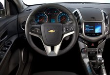 Chevrolet Cruze 5p - LTZ 1.4T MT6 S&S (2014)