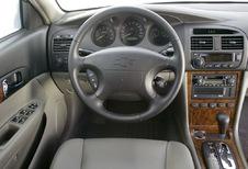 Chevrolet Evanda - 2.0 CDX (2005)