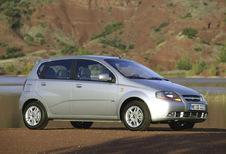 Chevrolet Kalos 5p - 1.2 S (2005)