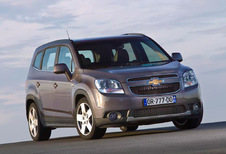 Chevrolet Orlando - 1.8 Black Limited LT (2010)