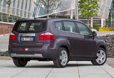 Chevrolet Orlando - 2.0 TCDi 163 LTZ+ (2010)