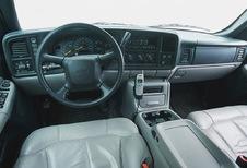 Chevrolet Tahoe - 5.3 V8 LT Premium (2000)