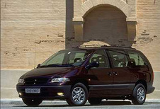 Chrysler Grand Voyager - 2.5 CRD SE (1996)