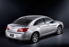 Chrysler Sebring - 2.0 CRD Limited Plus (2007)