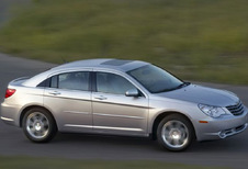 Chrysler Sebring - 2.0 Limited Plus (2007)
