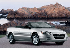 Chrysler Sebring Convertible - 2.0 LX (2001)