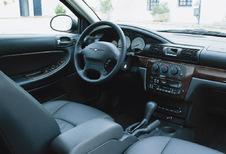 Chrysler Sebring Convertible - 2.0 LX (2001)