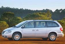 Chrysler Voyager - 2.4 SE Plus (2001)