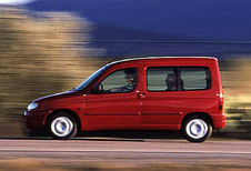 Citroën Berlingo 3d - 1.9 D Multispace (1996)