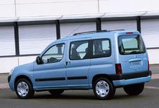 Citroën Berlingo 5d - 1.6 HDi 75 Multispace (2002)
