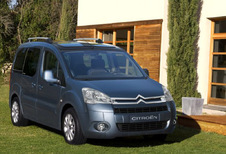 Citroën Berlingo 5d - 1.6 HDi 90 Multispace XTR (2008)
