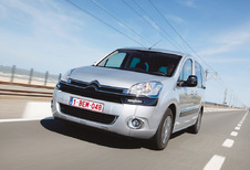 Citroën Berlingo Multispace 5d - 1.6 HDi 115 MAN Exclusive (2014)