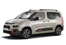 Citroën Berlingo Multispace 5d - 1.6 BlueHDi 100 S&S ETG6 XTR (2018)