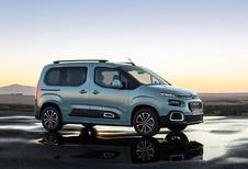 Citroën Berlingo Multispace 5p - 1.5 BlueHDi 100 MAN6 Feel M (2021)