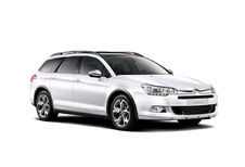 Citroën C5 Tourer - 1.6 HDi 115 MAN Business GPS & LEATHER (2014)