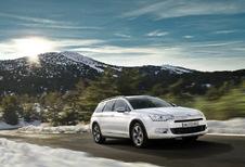 Citroën C5 Tourer - 1.6 HDi 115 MAN Business GPS & LEATHER (2014)