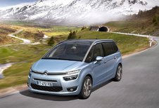 Citroën Grand C4 Picasso - 1.6 e-HDi 115 ETG6 Exclusive (2015)