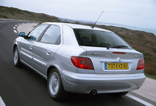 Citroën Xsara 5p - 1.6i 16v Exclusive A (2000)