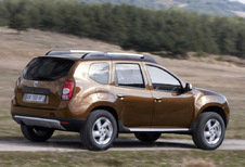 Dacia Duster - 1.5 dCi 85 4x2 Lauréate (2010)