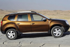 Dacia Duster - 1.5 dCi 110 4x4 Prestige (2010)