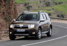 Dacia Duster - 1.5 dCi 110 4x2 Prestige (2010)