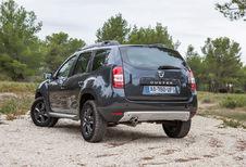Dacia Duster - dCi 110 4x2 SL Blackstorm (2014)