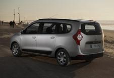 Dacia Lodgy - 1.5 dCi 110 Lauréate (2012)
