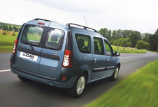 Dacia Logan MCV - 1.5 dCi 70 Laureate (2006)