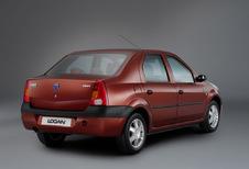 Dacia Logan - 1.5 dCi 90 Laureate (2005)