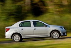 Dacia Logan - 1.2 16V Lauréate (2015)