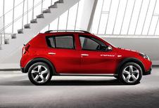 Dacia Sandero Stepway - 1.5 dCi 90 Stepway Plus (2012)