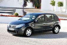 Dacia Sandero - 1.5 dCi 90 Laureate (2008)