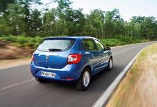 Dacia Sandero - 1.5 dCi 75 Laureate (2012)