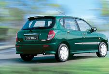 Daihatsu Sirion - 1.0 Plus (2000)