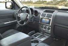 Dodge Nitro - 2.8 CRD 4WD SXT (2007)