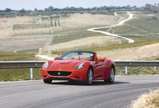 Ferrari California - 4.3 V8 (2008)
