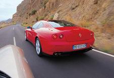 Ferrari F 612 - 612 Scaglietti F1 (2004)