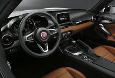 Fiat 124 Spider - 1.4 MULTIAIR MT6 124 SPIDER LUSSO (2017)
