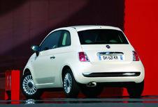 Fiat 500 - 1.2 8V Lounge (2007)