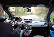 Fiat 500 - 0.9 Turbo TwinAir 63kW Sport (2014)