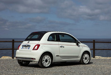 Fiat 500 - 0.9 Turbo TwinAir 85hp 120th (2018)
