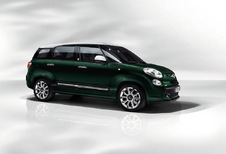 Fiat 500L Living - Turbo Twinair CNG 59kW Pop Star (2014)