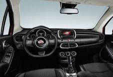 Fiat 500X - 1,3 MULTIJET 70kW Lounge Business (2016)