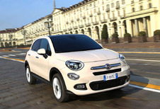 Fiat 500X - 1,3 MULTIJET 70kW Lounge Business (2016)